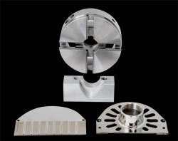 Milling Sample Products