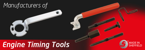 Eldon Tool and Engineering are Manufacturers of Engine Timing Tools